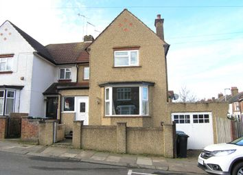 Thumbnail 3 bed semi-detached house for sale in Cross Road, Watford
