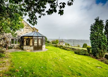 Thumbnail 3 bed semi-detached house for sale in Norland Town Road, Norland, Sowerby Bridge