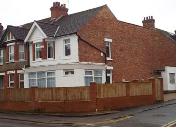 Thumbnail 3 bed end terrace house for sale in Cheriton High Street, Cheriton, Folkestone, Kent