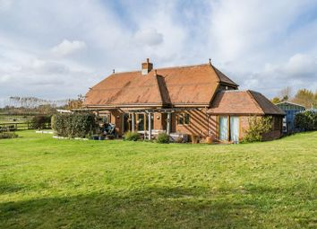 Thumbnail 5 bed property for sale in Foxes Lane, West Wellow, Romsey