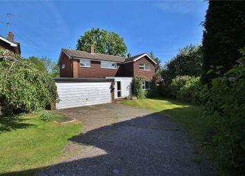 Thumbnail 4 bed detached house for sale in Horsell, Surrey