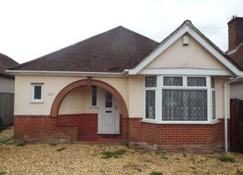 Thumbnail 2 bedroom bungalow for sale in Maybush Road, Southampton