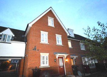 Thumbnail 4 bed town house for sale in Lockwell Road Dagenham, London