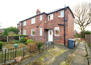 Thumbnail 3 bed semi-detached house for sale in Hawkswood Crescent, Kirkstall, Leeds