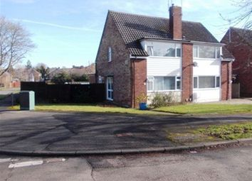 Thumbnail 3 bedroom semi-detached house to rent in Epsom Road, Bilton, Rugby