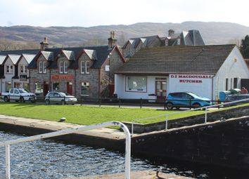 Thumbnail Retail premises to let in Macdougall Butchers And Takeaway, Canalside, Fort Augustus