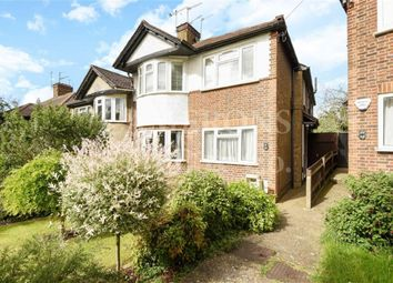 Thumbnail 3 bed flat for sale in Bryan Avenue, Willesden