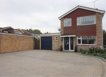 Thumbnail 3 bed detached house for sale in Fishers Road, Staplehurst