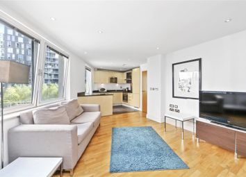Thumbnail 2 bed flat to rent in Indescon Court, 1 Indescon Square, London