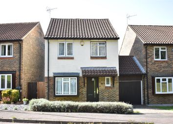 Thumbnail 3 bed detached house for sale in Bowyers Close, Ashtead