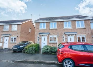 Thumbnail 2 bed semi-detached house for sale in Archdale Close, Spire Estate, Chesterfield, Derbyshire