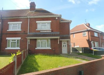 Thumbnail 2 bed end terrace house for sale in Wheatley Hall Road, Wheatley, Doncaster