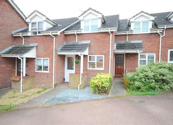 Thumbnail 1 bedroom terraced house for sale in Colmworth Close, Lower Earley, Reading
