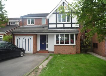 Thumbnail 4 bed detached house to rent in Church Rein Close, Warmsworth, Doncaster