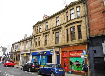 Thumbnail 1 bed flat to rent in Manor Street, Falkirk