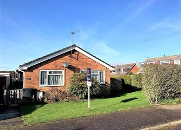 Thumbnail 2 bed detached bungalow for sale in Lincoln Close, Feniton, Honiton