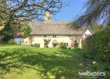 Thumbnail 2 bed cottage for sale in Intwood, Norwich