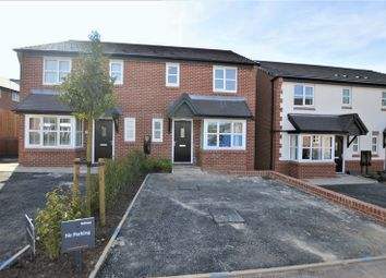 Thumbnail 3 bed semi-detached house to rent in Peak Forest Close, Hyde