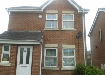 Thumbnail 3 bed detached house for sale in Caramine Avenue, Levenshulme, Manchester