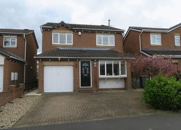 Thumbnail 4 bed detached house to rent in Buckthorne Drive, East Ardsley, Wakefield