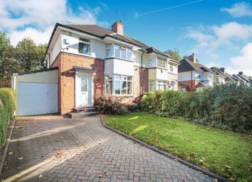 Thumbnail 3 bed semi-detached house for sale in Thimblemill Road, Bearwood, Smethwick