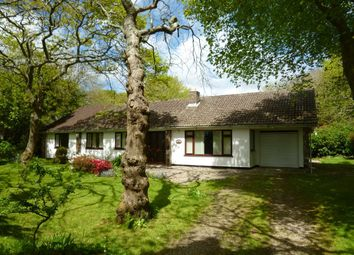 Thumbnail 3 bedroom detached bungalow for sale in Perran Downs, Goldsithney, Penzance