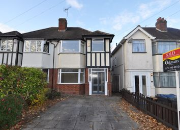 Thumbnail 3 bedroom semi-detached house to rent in Strathdene Road, Selly Oak, Birmingham