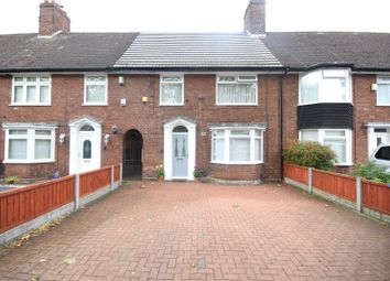 Thumbnail 3 bed terraced house for sale in Hunts Cross Avenue, Woolton, Liverpool