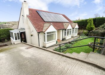 Thumbnail 5 bed detached bungalow for sale in Fleminghouse Lane, Huddersfield, West Yorkshire