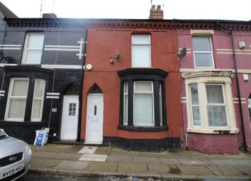 Thumbnail 2 bed terraced house for sale in Suffield Road, Kirkdale, Liverpool