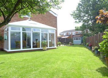 Thumbnail 4 bed end terrace house for sale in Grange Close, West Molesey