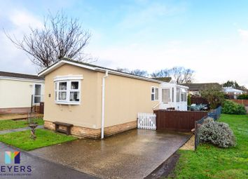 Thumbnail 2 bedroom mobile/park home for sale in Purbeck View Park, Wareham