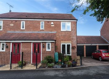 Thumbnail 3 bed semi-detached house for sale in Greenways, Barnwood, Gloucester