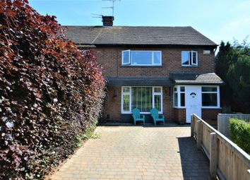 Thumbnail 3 bed semi-detached house for sale in Manor Park North, Knutsford