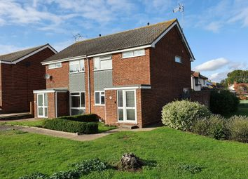 Thumbnail 3 bed semi-detached house for sale in Earls Close, Old Felixstowe, Felixstowe