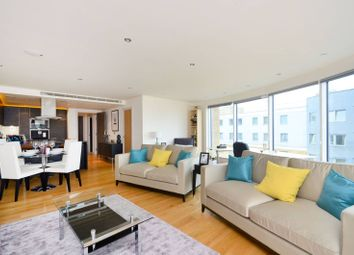 Thumbnail 2 bed flat for sale in Townmead Road, Imperial Wharf, London