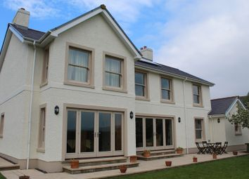 Thumbnail 4 bed detached house for sale in Hill View, Ballaquane Road, Peel, Peel, Isle Of Man
