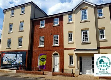 Thumbnail 1 bed flat for sale in Station Gate, Railway Street, Hertford, Hertfordshire