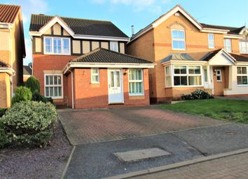 Thumbnail 3 bed detached house for sale in Ridge Drive, Rugby