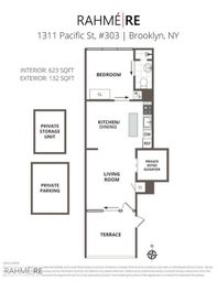 Thumbnail 1 bed apartment for sale in 1311 Pacific Street, New York, New York State, United States Of America