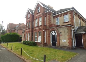 Thumbnail 1 bed flat to rent in Balmoral Road, Parkstone, Poole