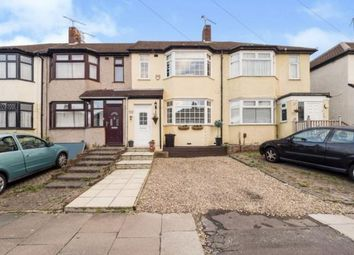 Thumbnail 2 bed terraced house for sale in Clayhall, Ilford, Essex