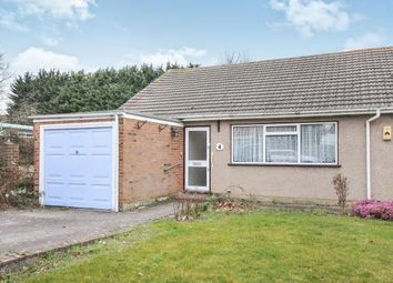 Thumbnail 2 bedroom bungalow for sale in Partridge Road, Sidcup, Kent