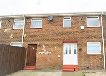 Thumbnail 3 bedroom terraced house to rent in Rochdale Road, Red House Farm, Sunderland