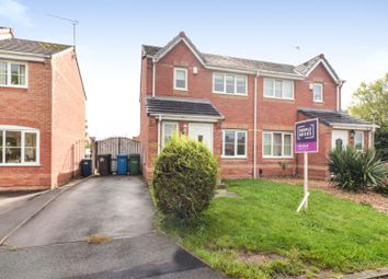 3 bed semi-detached house for sale in Avery Close, Warrington WA2