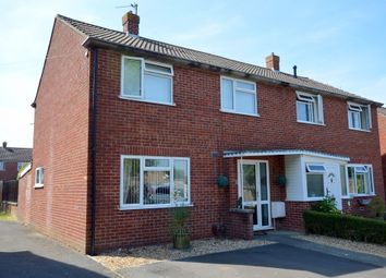 Thumbnail 3 bed semi-detached house for sale in Cornwall Crescent, Melksham