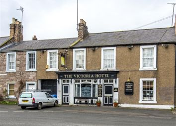 Thumbnail Pub/bar for sale in Norham, Northumberland