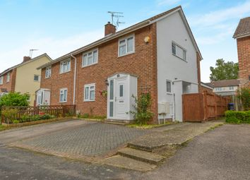 Thumbnail 3 bedroom semi-detached house for sale in Thistle Grove, Welwyn Garden City