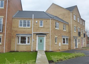 Thumbnail 4 bedroom terraced house to rent in Fenmen Place, Wisbech