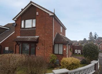 Thumbnail 3 bed detached house for sale in Ferndown Close, Lightwood, Stoke-On-Trent, Staffordshire